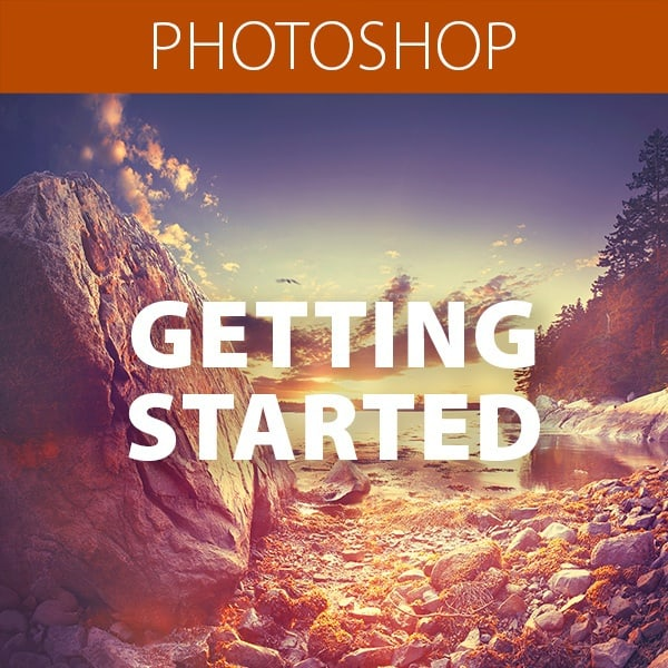 Getting Started in Photoshop