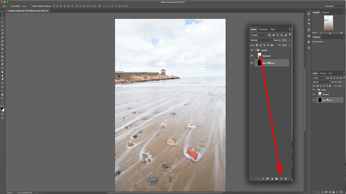 Working with Layers in Photoshop: A Beginner's Guide