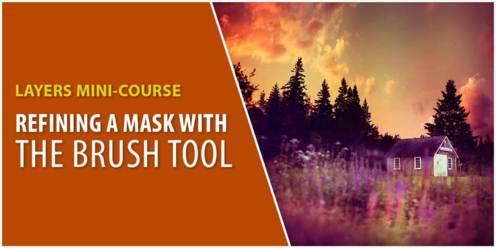 Layers Tutorial - How to use the brush tool in Photoshop