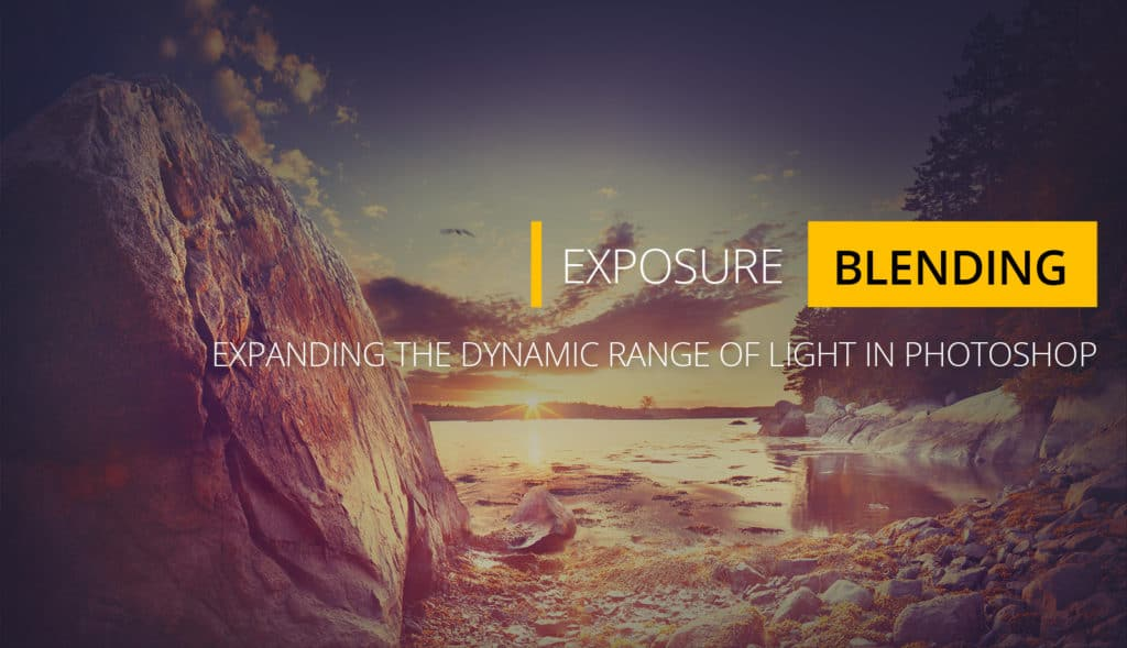 Photoshop: Exposure Blending