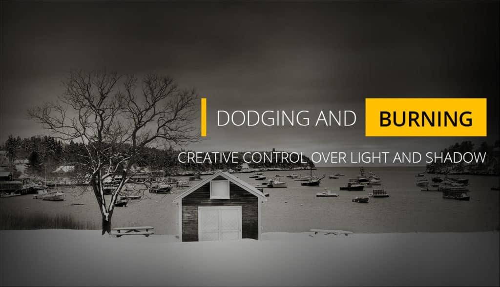 Photoshop: Dodging and Burning