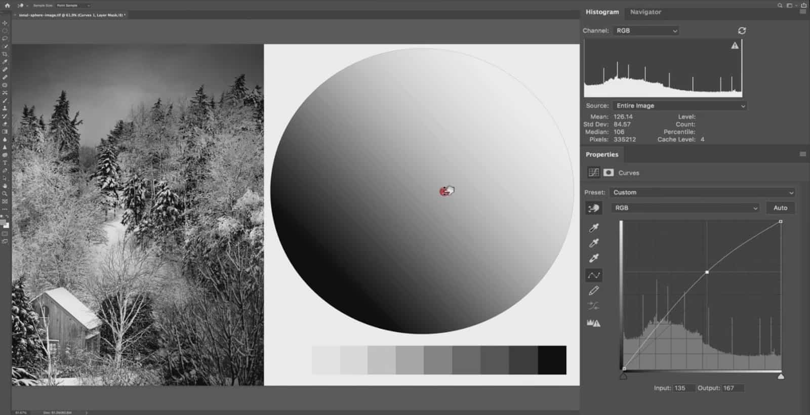 What is the Curves tool in Photoshop? - CreativeRAW