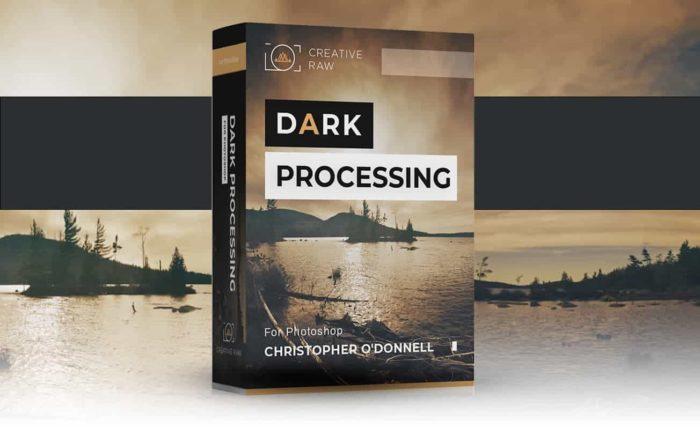 Photoshop Dark Processing - CreativeRAW