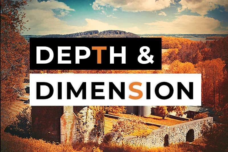 Enhancing Depth and Dimension - CreativeRAW