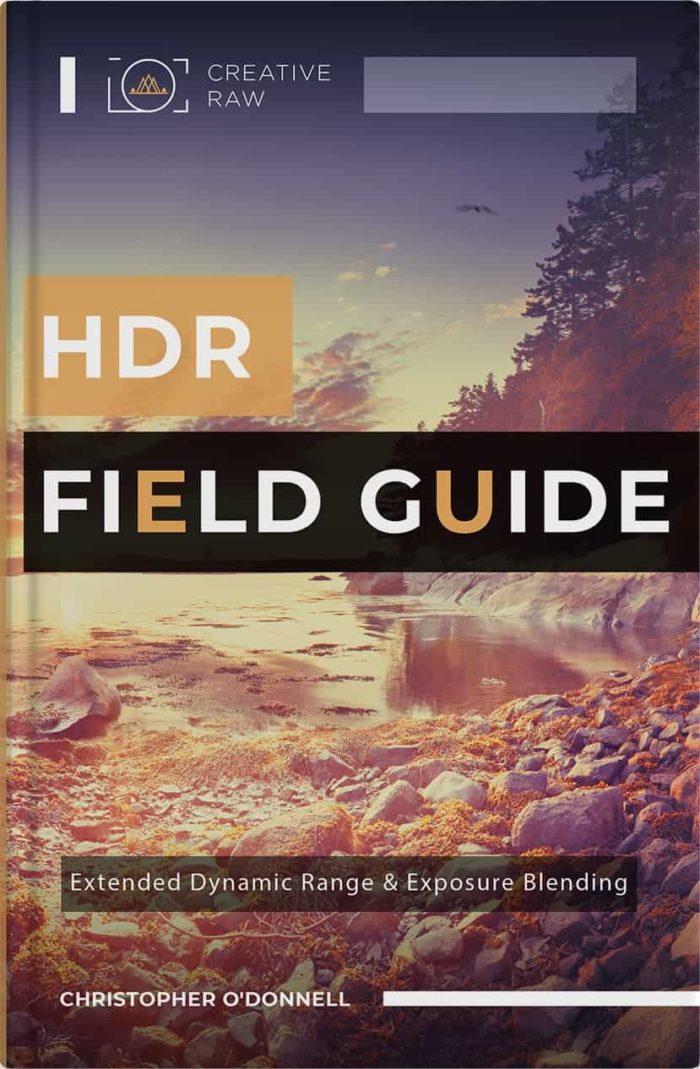 HDR Field Guide ebook - CreativeRAW