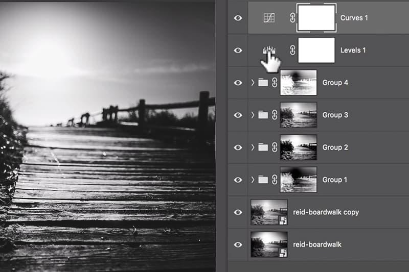 Local Contrast Texture Photoshop - CreativeRAW