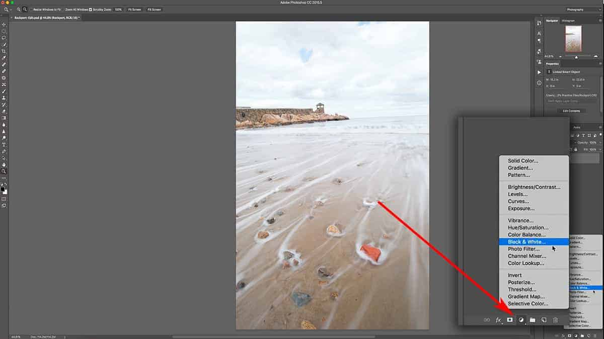 Layers tutorial for Photoshop