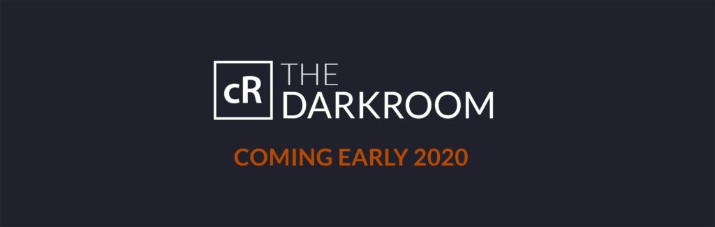 The Darkroom coming early 2020