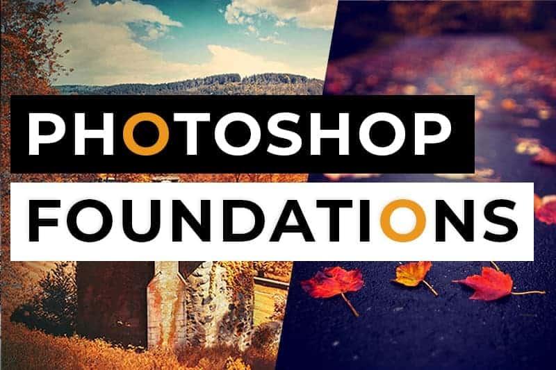 Photoshop Foundations - CreativeRAW