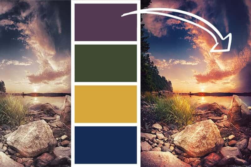 color-grade